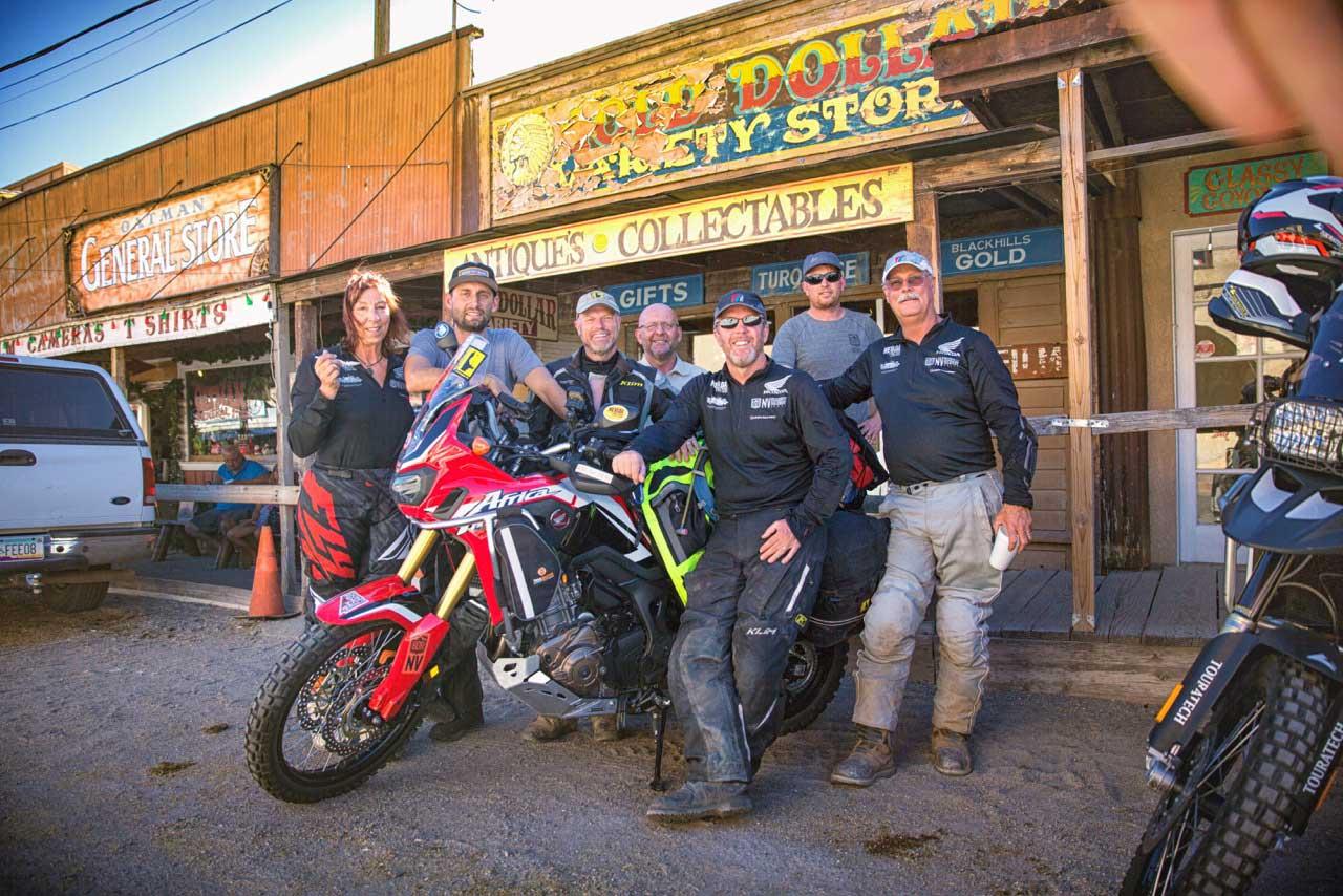 2016 Nevada BDR team wearing the Moto-Skiveez Technical Riding Shirt