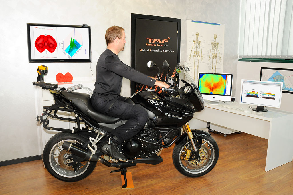 Moto-Skiveez base shorts developed in Italy with bicycle pad manufacturer TMF
