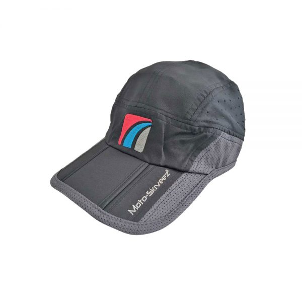 Moto-Skiveez Light Weight Tri-Fold Hat